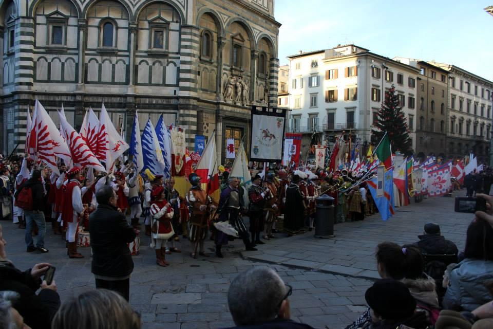 Cavalcata Dei Magi A Firenze 6 Gennaio 2014 Giostra