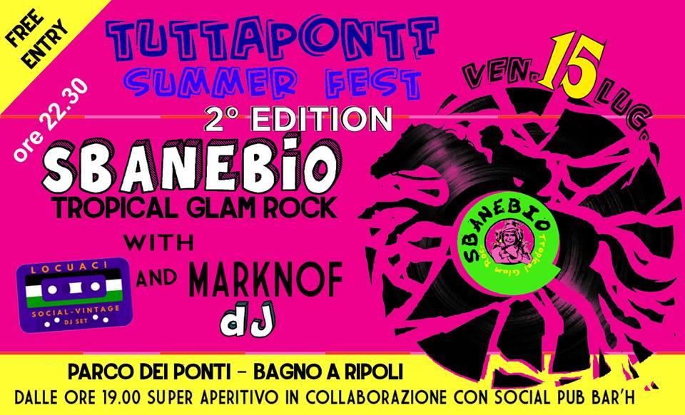 TuttaPonti Summer Fest